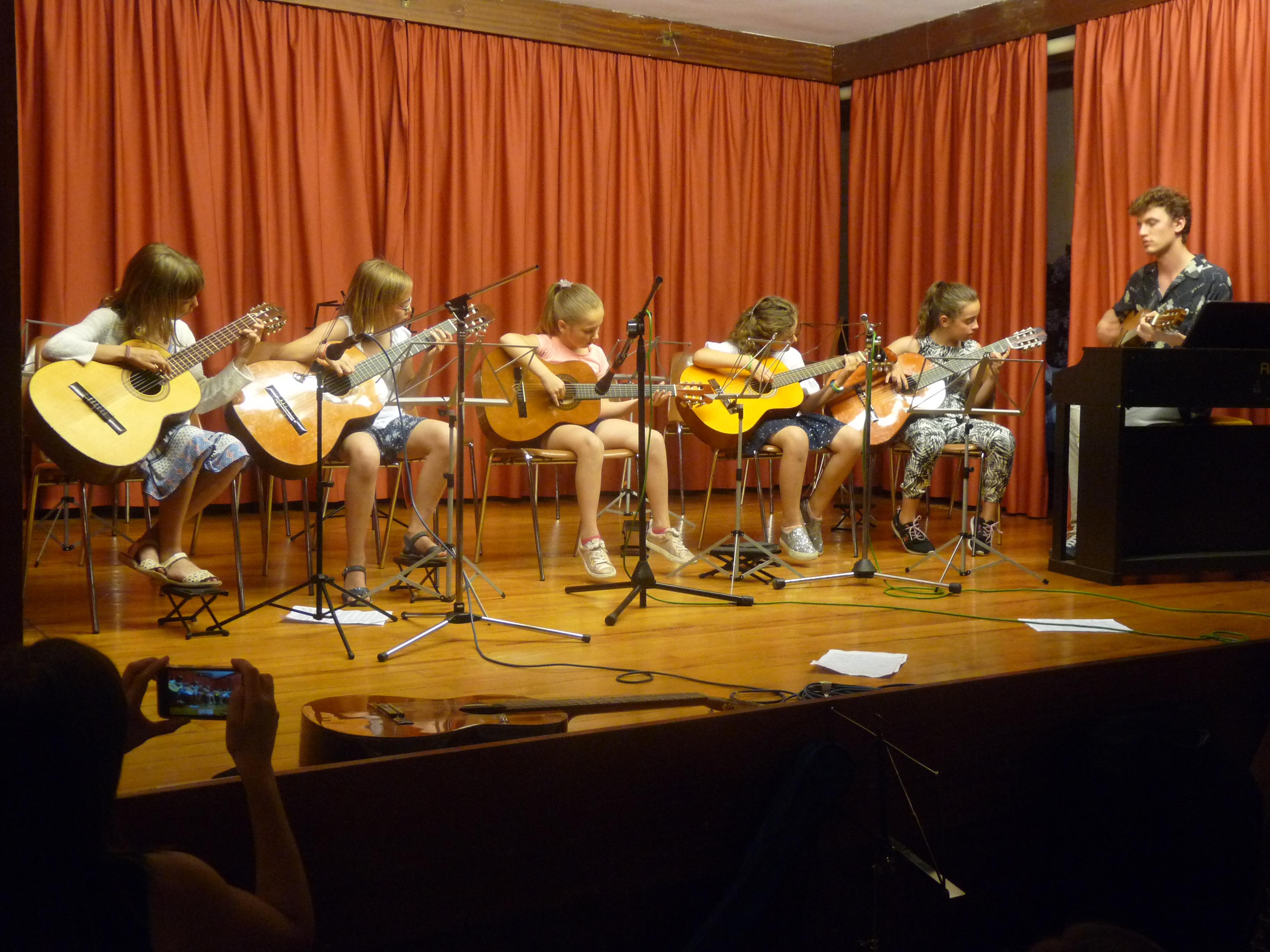concierto  alumnos larraona